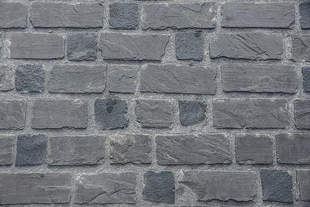 纹理, 结构, 石头, 背景, 灰色, 石头, 表面