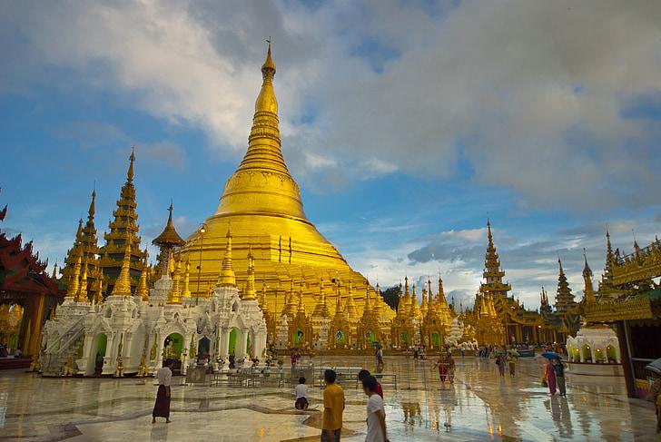 Mjanmarsko, Cestovanie, Barma