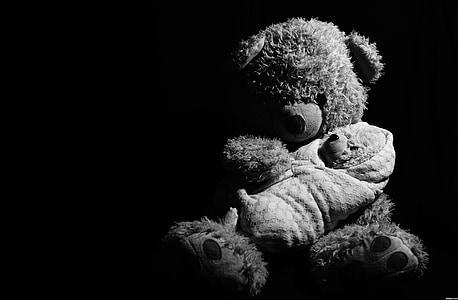 Mama, mumi, boneka beruang, Cinta, perawatan, Ibu, Ibu