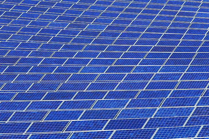 päikesepaneel array, võimsus, päike, elektrienergia, energia, keskkond, päikesevalguse