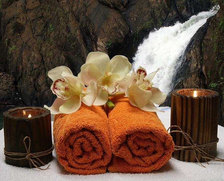 sveikatingumo, poilsis, atsipalaiduoti, SPA, atkūrimo, Poilsio, Meditacija