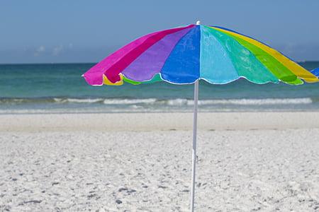 plaj, tatil, güneş ışığı, seyahat, eğlenceli, Sahil, okyanus