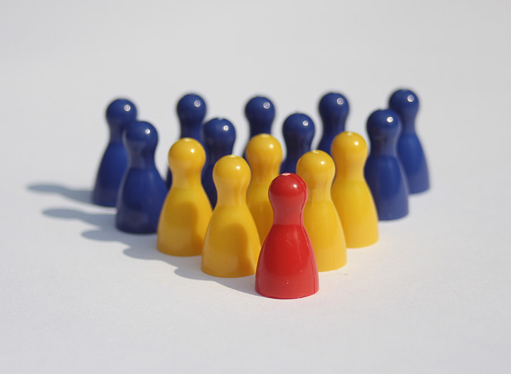 hierarchija, žaisti akmens, skaičiai, pyrmide, komanda, grupė, įmonė