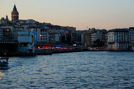 istanbul, galata, tower