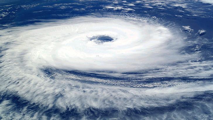 catarina de ciclons tropicals, 26 de març de 2004, cicló de l'EEI, Estació Espacial Internacional, l'huracà, l'Atlàntic Sud, tempesta tropical