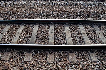 tog, jernbane linjen, landskapet, reise, togstasjon, Sør-korea, gjerdet