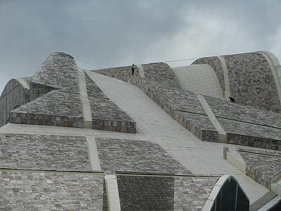 Mount gallas, Santiago Compostela, Casa da kultuur