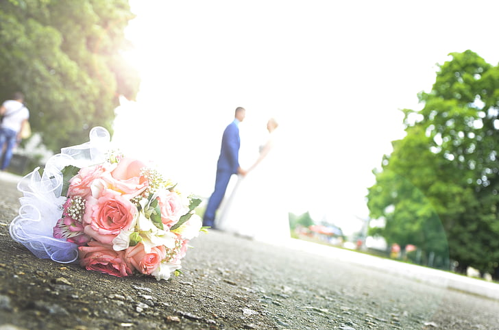 wedding, wed, dream, couple, romance, love, marriage