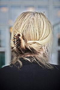 hair, back, woman, female, girl, young, caucasian