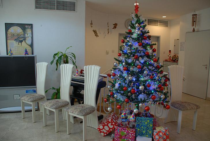 Double, jõulud, sisekujundus, interjöör, Xmas, jõulupuu
