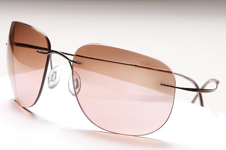 ulleres, accessoirs, moda, ulleres de sol, sol, moderna, fons