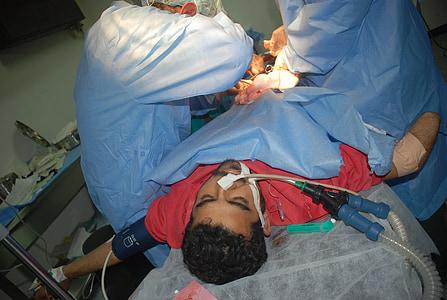 operatsioon, haigla, isiku, vigastada, ravimi, tervise, kliinik