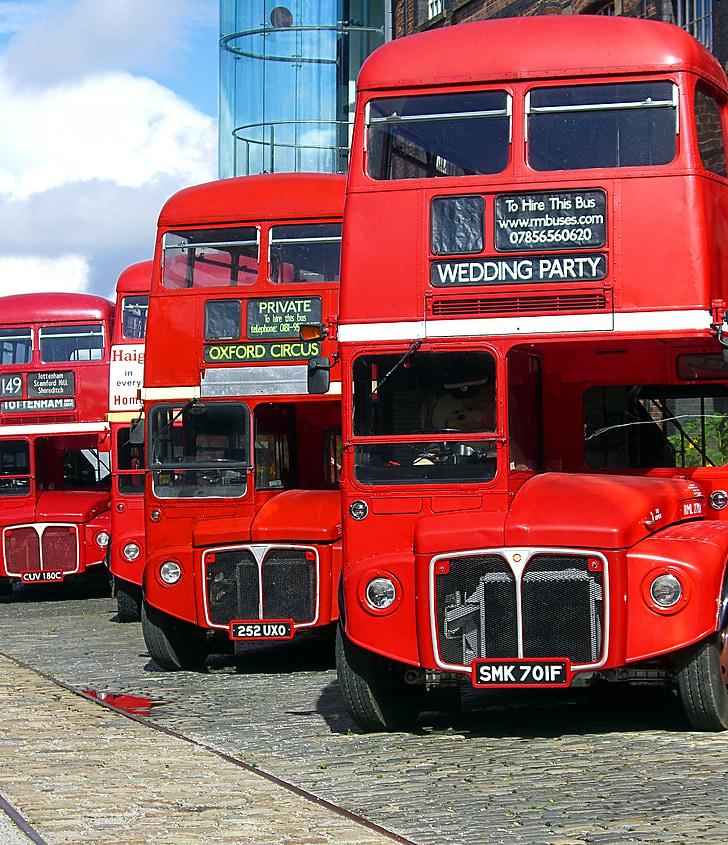 kopnes, Transports, transportlīdzekļa, tūrisma autobusu, sarkana, Transports, ceļojumi