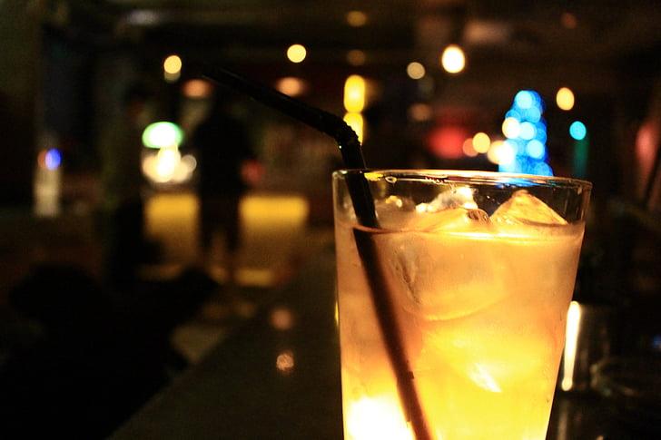 kokteil, Baar, öö