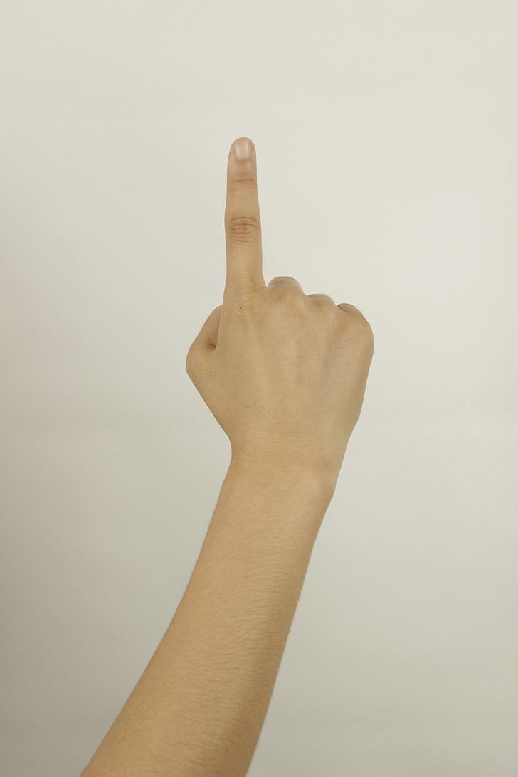 hand, vinger, het gebaar, gebaren, menselijke hand, menselijke vinger, duim