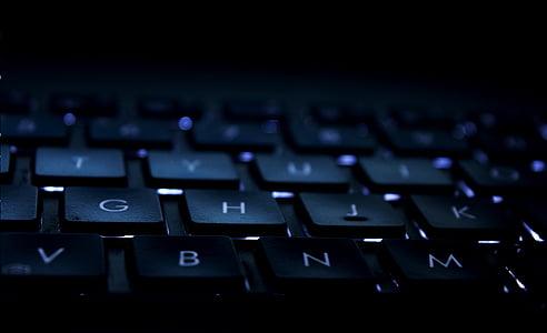 键盘, 计算, 计算, 技术, 笔记本电脑