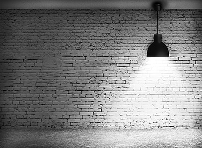 wall block, light, wall, block, black and white, neutral colors