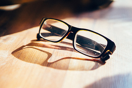 ulleres, ulleres, espectacles, ulleres, vista, visió, accessori