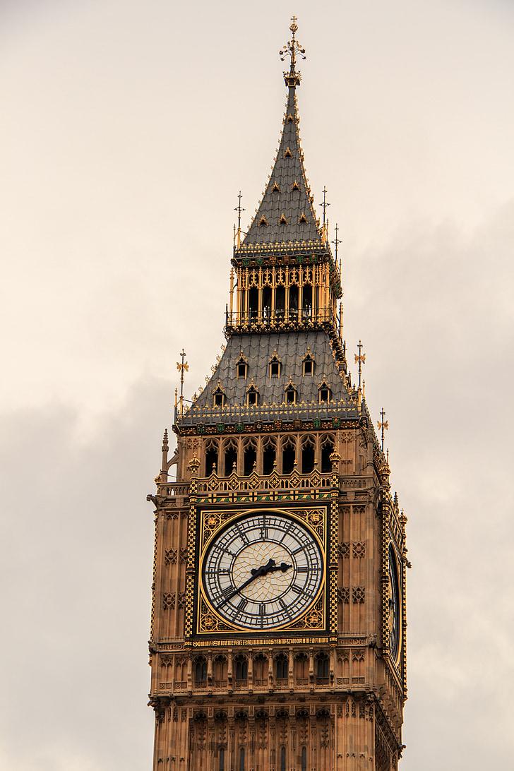 Big ben, Kellotorni, Lontoo, Kellotorni