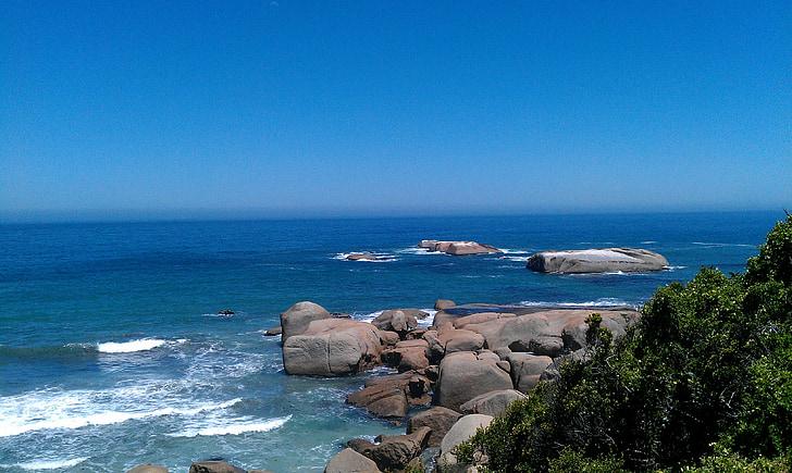 llandudno, south africa sea, rock, nature, water, south africa, beach