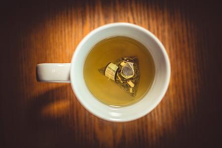 chá, saco, cerâmica, Copa, caneca, bebidas, bebida