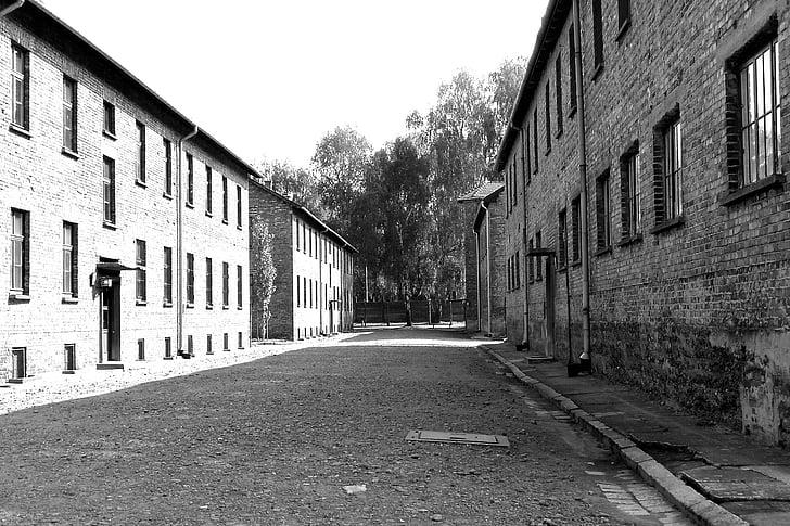 Ba Lan, Auschwitz, trại tập trung, Barak