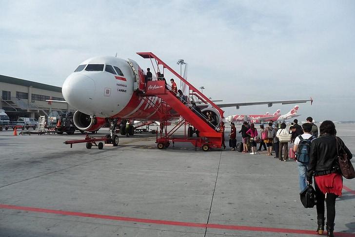 õhusõiduki, Travel, Lennujaama