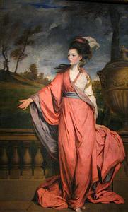 โจชัวเฟลมิง, ผู้หญิง, หญิง, ภายนอก, ศิลปะ, ภาพวาด, สีน้ำมันบนผ้าใบ