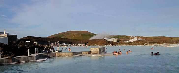บลูลากูน, เรคยาวิก, ไอซ์แลนด์, ความร้อนใต้พิภพ, สปา