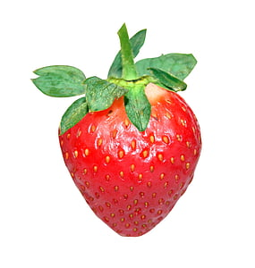 maduixa, vermell, fruita, maduixes