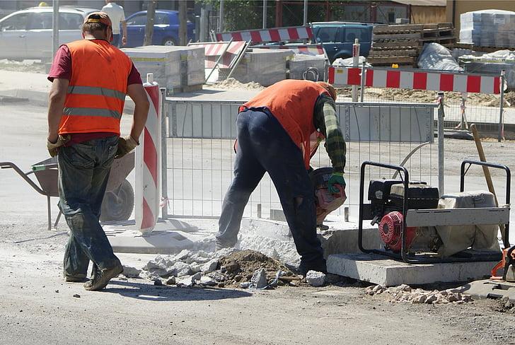 way, people, employees, employee, worker, workers, street