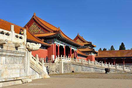 Bắc Kinh, bảo tàng cung điện quốc gia, cung điện
