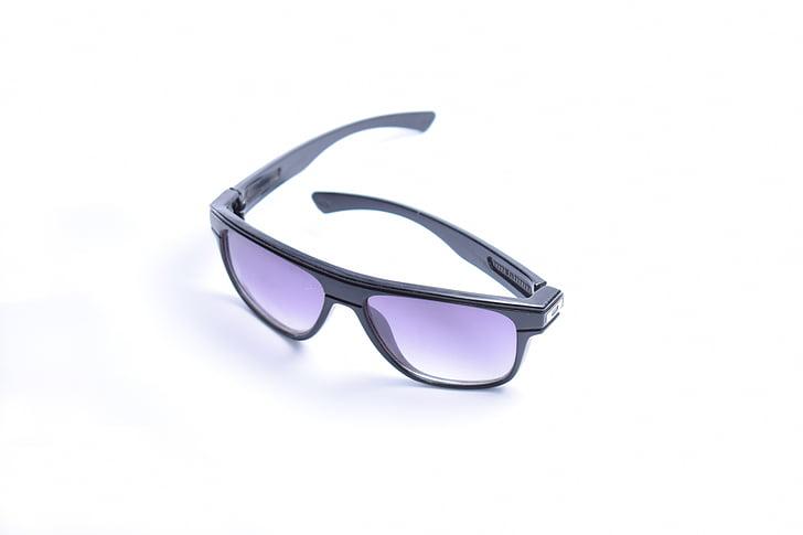 Brille, Produktbild, Produkt, Schuss, Reflexion, weißem Hintergrund, Brillen