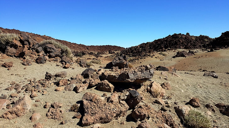 Tenerife, Teide, roques, Illes Canàries, el Parc Nacional, paisatges, natura