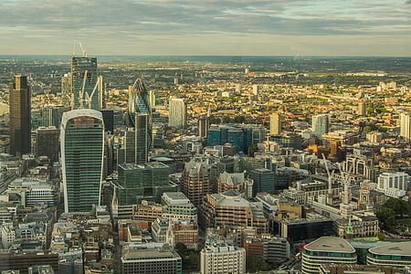 london, buildings, panorama, views of the city, cityscape, urban Skyline, architecture