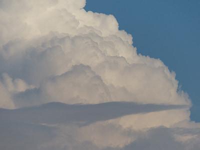 ระบบคลาวด์, ลัสเมฆ, ลัส, พายุฝนฟ้าคะนอง, ท้องฟ้า, สีฟ้า, ฝน