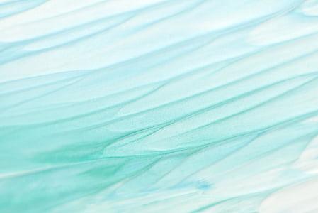 textura, dic, tinta, paret, pintura, resum, blau clar