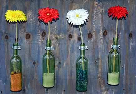 déco, decoració, joieria, adorn, casa, jardí, flors