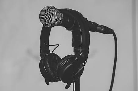 аудіо, Закри, Електроенергія, електроніка, обладнання, навушники, мікрофон
