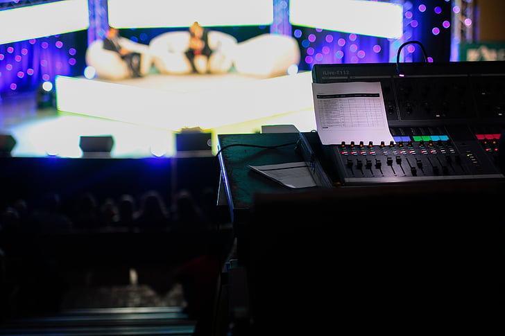 talk show, TV live, TV, Zobraziť, televízia, médiá, Live