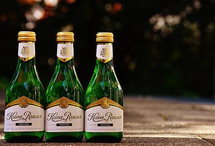 vin, dryck, restaurang, Weinstube, alkohol, flaskor, viner