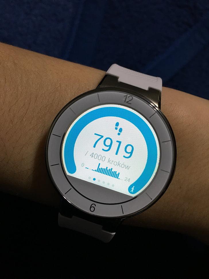 reloj, SmartWatch, actividad, reloj de pulsera, mecánica, reloj de señoras, inteligente