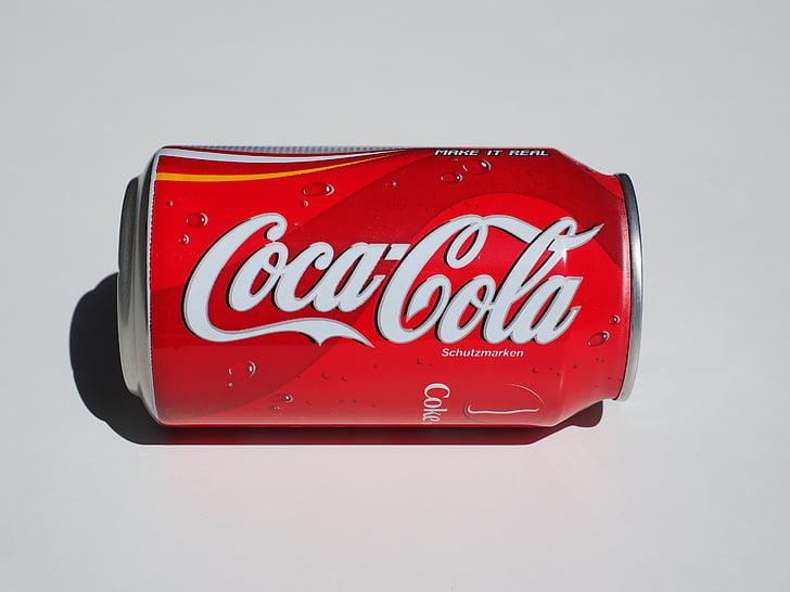 Caixa, dosi de cua, cola de, beguda, marca, erfrischungsgetränk, Coca-cola