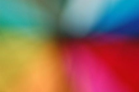 warna-warni, merah, biru, kuning, kabur, kabur, latar belakang