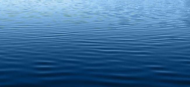 eau, texture, Lac, mer, vague, tiède, bleu