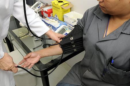 cor, control, tractament, avaluació, Clínica, examen mèdic, salut i medicina