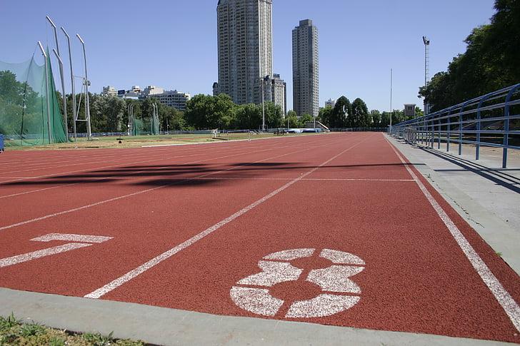 esports, pista, Atletisme