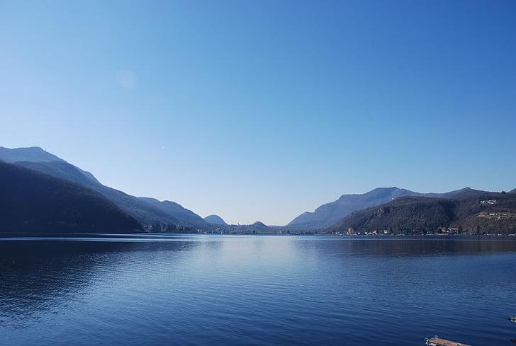 Morcote, sjön, turism