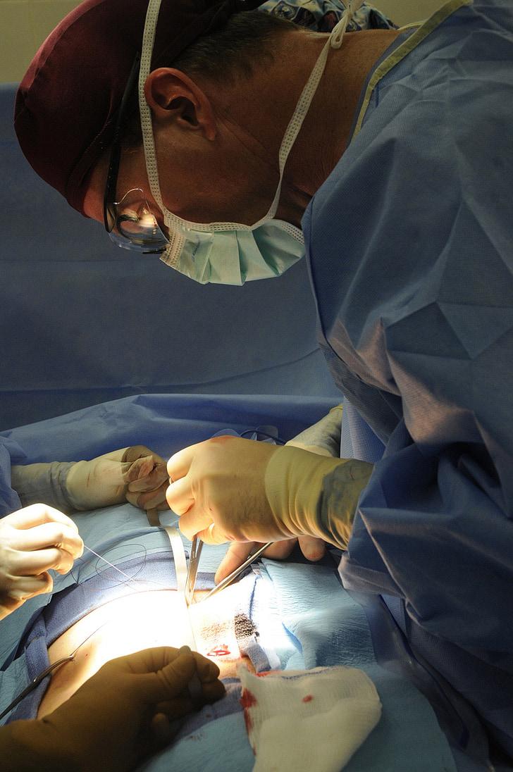Cirurgia, cirurgians, operació, mèdica, salut, metges, humà
