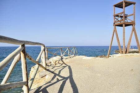Kreikka, Kreeta, Beach, Sea, hiekkaranta, kaunis ranta, Sand